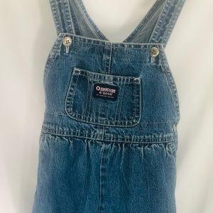 Vintage Oshkosh B'gosh overalls just like new